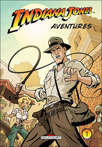Les aventures d'Indiana Jones [#1 - 2008]