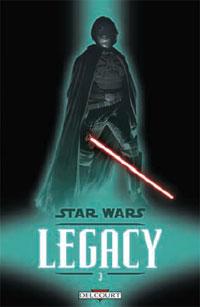 Star Wars Legacy - Saison 1 : Griffes du Dragon #3 [2008]