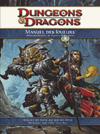 Donjons & Dragons : Dungeons & Dragons 4ème édition [2008]
