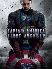The First Avenger: Captain America [2011]