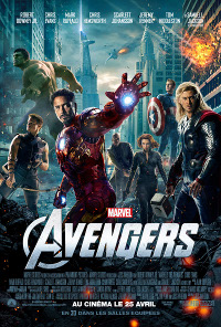 Les Vengeurs : Avengers [2012]