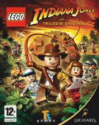 LEGO Indiana Jones : La Trilogie Originale #1 [2008]