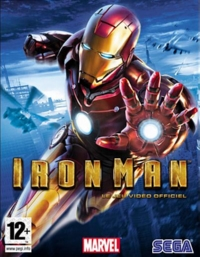 Iron Man [#1 - 2008]