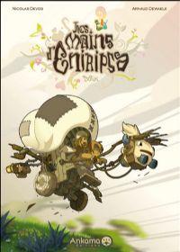 Dofus Quest : Les Mains d'Eniripsa [2008]