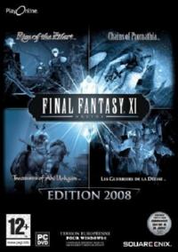 Final Fantasy XI - Edition 2008 Intégrale #11 [2008]