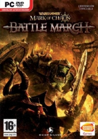Warhammer : Mark Of Chaos : Battle March - PC