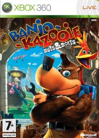 Banjo-Kazooie : Nuts & Bolts [#3 - 2008]