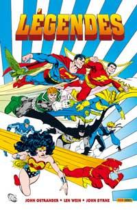 Collection DC : Légendes [2008]