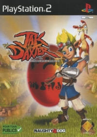 Jak & Daxter : Jak and Daxter : The Precursor Legacy #1 [2001]