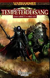 Warhammer : Série Malus Darkblade: Tempête de sang tome 2 [2008]