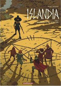 Islandia : L'empreinte du sorcier tome 3 [2008]