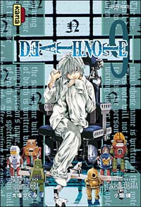 Death Note [#9 - 2008]