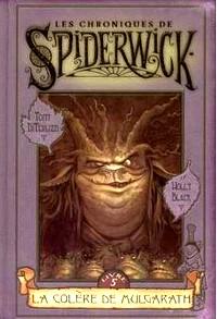 Les Chroniques de Spiderwick : Chroniques de Spiderwick : La colère de Mulgarath tome 5 [2005]