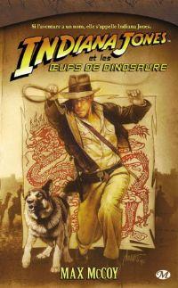Indiana jones et l'oeuf de dinosaure #10 [2008]