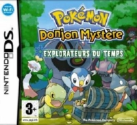 Pokemon Donjon Mystere : Explorateurs du Temps [2008]