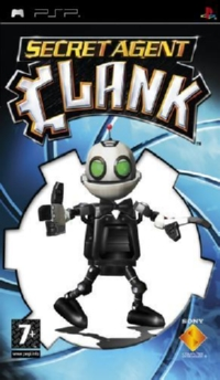 Ratchet & Clank : Secret Agent Clank [2008]