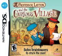 Professeur Layton et l'Etrange Village #1 [2008]