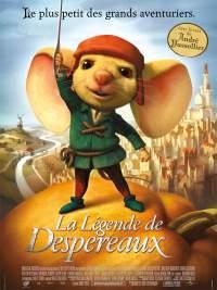 Le Conte de Despereaux : La Légende de Despereaux [2009]