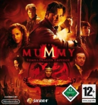 La Momie 3 : Tombe de l'Empereur Dragon : La Momie 3 : La Tombe de l'Empereur Dragon - DS