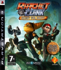 Ratchet & Clank : Quest for Booty [2008]