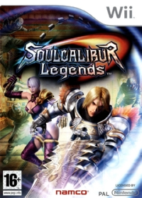 SoulCalibur Legends : Soul Calibur Legends - WII