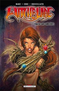 Witchblade, Chasse aux sorcières #2 [2008]