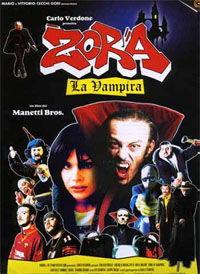 Zara la vampire : Zora la vampira
