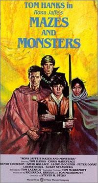Donjons & Dragons : Les monstres du Labyrinthe [1982]