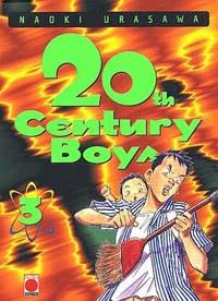 20th Century boys [#3 - 2002]