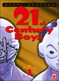 20th Century Boys : 21st Century Boys [#1 - 2008]