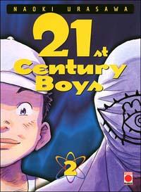 20th Century Boys : 21st Century Boys #2 [2008]