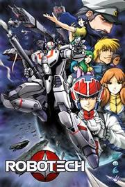 Robotech [1984]