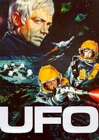 Alerte dans l'Espace - UFO : UFO, Alerte dans l'espace : L'Intégrale de la série - Coffret 7 DVD