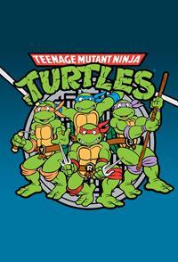 Les Tortues Ninja : Tortues Ninja [1987]