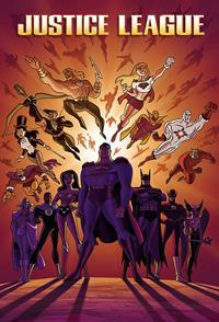 Justice League : La Ligue des justiciers [2001]
