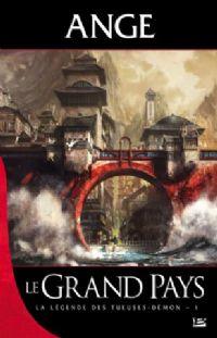 La Légende des Tueuses-démons : Le Grand Pays #1 [2008]