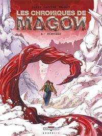 Les Chroniques de Magon : Héritage #6 [2008]
