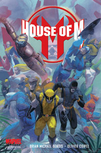 House of M [2008]
