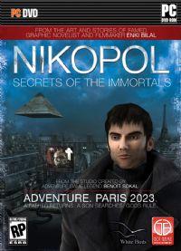 La Trilogie Nikopol : Nikopol : La Foire aux Immortels [#1 - 2008]