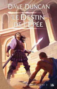 La Septième Épée : Le Destin de l'Épée [#3 - 2009]