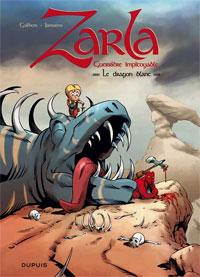 Zarla : Le dragon blanc #2 [2008]