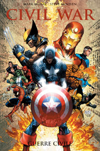 Marvel Civil War #1 [2008]