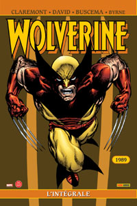 X-Men : L'intégrale 1989 Wolverine [2008]