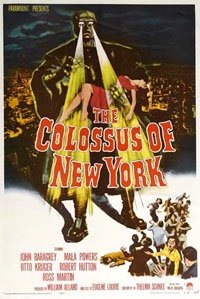 Le Colosse de New-York [1958]