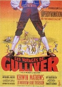 Les voyages de Gulliver [1960]