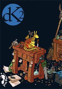 DK System : DK² - le livre de règles [2008]