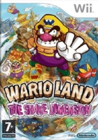 Wario Land : The Shake Dimension [2008]