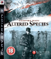 Vampire Rain : Altered Species [2008]
