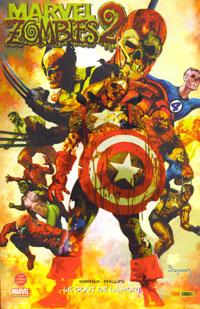 Marvel Zombies : Le Goût de la mort #3 [2008]