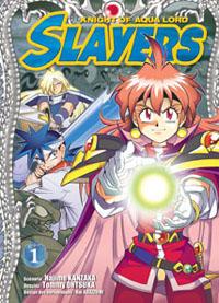 Slayers - Knight of Aqua Lord #1 [2008]